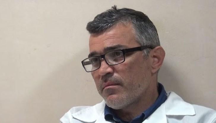 """Д-р Георги Тодоров: Не петнете името си на лекари, като гласувате """"ЗА"""" този законопроект"""