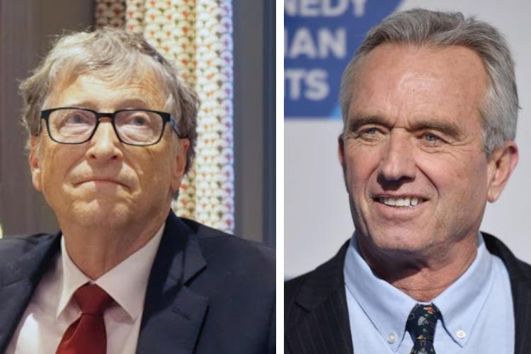 Кенеди-младши иска разследване на Бил Гейтс за престъпления срещу човечеството