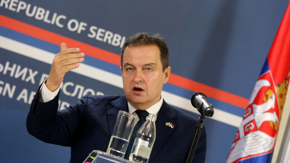 Сръбският външен министър Дачич взриви с коментар по адрес на Борисов: Не съм ти приятел и няма на какво да ти завиждам, виж на какво е заприличала България