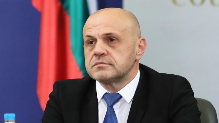 Томислав Дончев за премиера: Надявам се да зависи от себе си и да не е в чужди ръце.