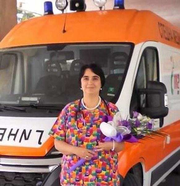 Д-р Илияна Иванова – първият починал от COVID-19 медик