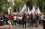 """Повечето медии останаха """"глухи"""" и """"слепи"""" за многохилядния протест"""