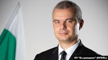 """Прокуратурата погна лидера на """"Възраждане"""" за присвояване на партийни субсидии"""
