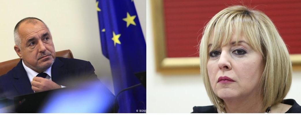 След като Борисов стои зад Мая Манолова, ако и почетният председател на ДПС я подкрепи, тя може да стане и премиер!
