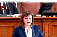 """""""Нинова е като паразит върху успехите и борбите на смелите българи!"""""""