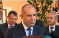Румен Радев: Надявам се приоритетите да не са интригите