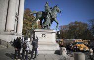 Паметникът на Рузвелт се премахва в Ню Йорк заради расизъм. Тръмп е против.