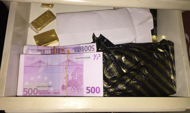 Искат арест и затвор за Бойко Борисов заради пълното чекмедже с милиони евро и златни кюлчета