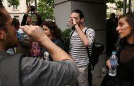 Свободни артисти излязоха на протест пред Министерство на културата