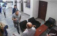 Брутален екшън с Кирил Добрев в централата на БСП! ВИДЕО