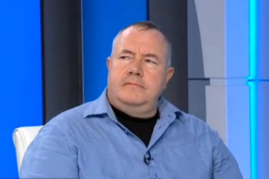 Харалан Александров ни накара да се взираме в телевизорите онемели!