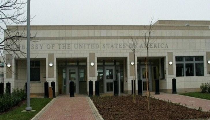 "Американското посолство в София заставазад протестите срещу Борисов! ""Никой не е над закона"""