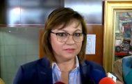 """Нинова започва пренареждане на приоритетите си. Идват избори, а трябват пари. Дилемата е между """"Да България """" и ДПС."""
