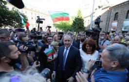 """""""Президентът Радев ни дава кураж да се борим срещу Борисов и мафията! Искаме го сред нас!"""""""