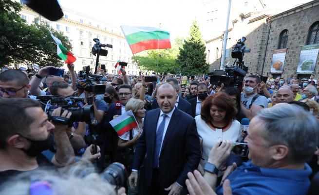 Премиерът Борисов: Каква е разликата между една дискотека и вчерашното събитие на президента?