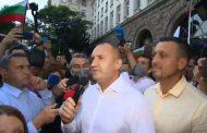 Паравоенни зоват президента Радев да подаде оставка и да поведе народа срещу мафията!