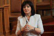 """БСП и Мая Манолова скочиха на """"простата кърджалийска п * тка """" Цвета Караянчева, като й поискаха оставката."""