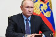 Над 60 процента от руснаците на референдума подкрепят промените на Путин в Конституцията на Русия.