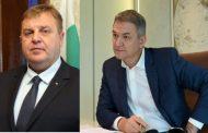 Бобоков е разговорлив за ББ, но напълно ням за въпроси свързани с Каракачанов.