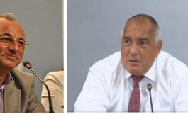 Бойко Борисов отново с опит да се измъкне на гърба на Ахмед Доган от народния гняв!