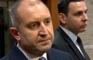 Румен Радев: Имам един началник и това е българския народ.