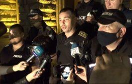 Полицията коментира протеста: Провокатори опорочиха протеста. Благодарим на организаторите, че веднага обявиха край