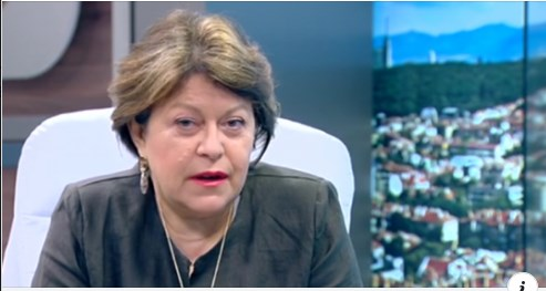 Татяна Дончева: Не вярвам Борисов да си тръгне с мир от властта