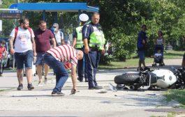 Младежът пострадал вчера след катастрофа с автобус на градския транспорт в София е стабилизиран и вече е на самостоятелно дишане