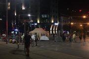 Палатков лагер и блокада пред oбщината във Варна до оставката на Борисов
