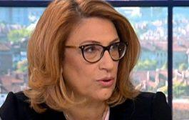 Буруджиева: Протестите в София заприличват на тези на антиглобалистите!