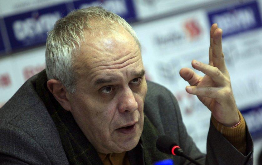 Андрей Райчев: Делението сред народа е 2:1 да има веднага избори