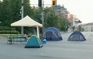 Три блокирани кръстовища в София