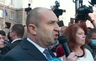 Народът иска от президента Радев да обяви военно положение!