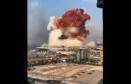 Два мощни взрива на пристанището в Бейрут близо до българското посолство