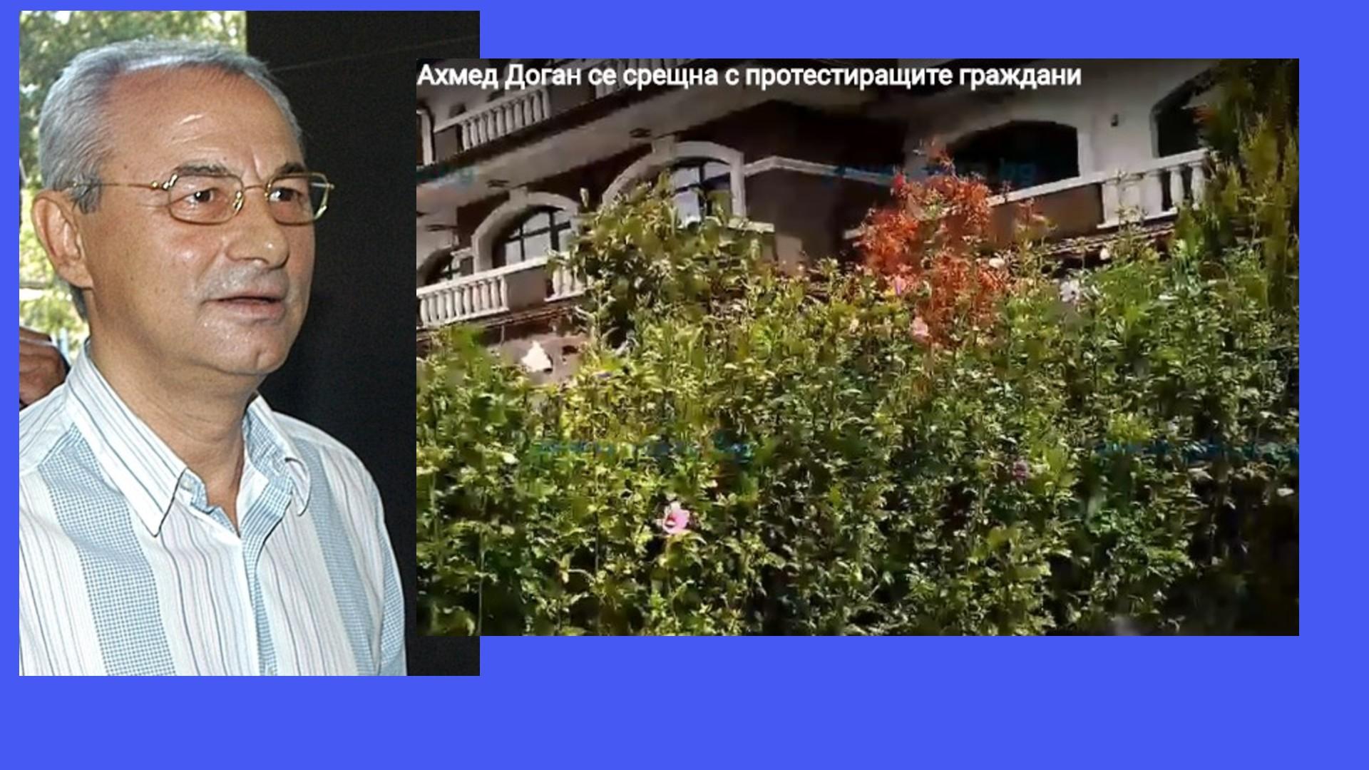 Ахмед Доган гениално остави Бойко Борисов да се самосвали от власт.