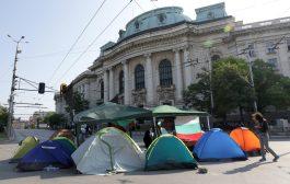 """Преподавателите от СУ """"Св. Климент Охридски"""" поискаха оставката на правителството"""