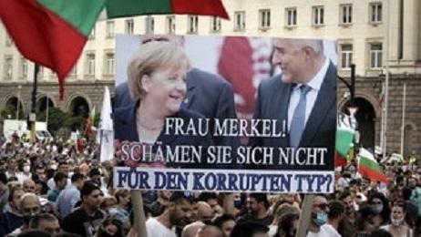 """Немското издание """"Der Spiegel"""": Тиквата в България няма да си тръгне лесно."""