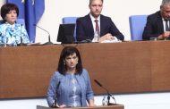 """Дариткова говори срещу президента: """"Едва ли ще се запомни с добро"""""""