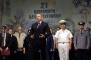 Президентът Румен Радев: Още е жив споменът за навлизането на стройните редици на българската конница в свободна Добруджа.