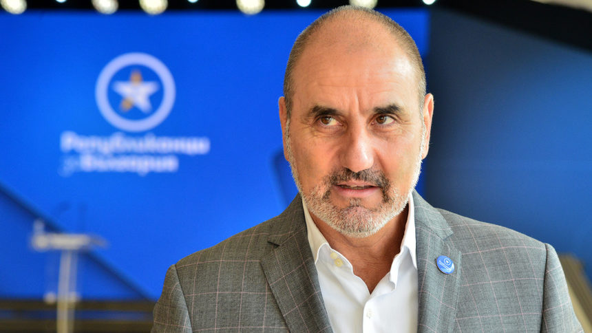 """Цветан Цветанов: Над 350 000 души ще гласуват за """"Републиканци за България"""""""