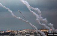 Израел удари тренировъчна база на Хамас, след като бе обстрелвана с ракети.