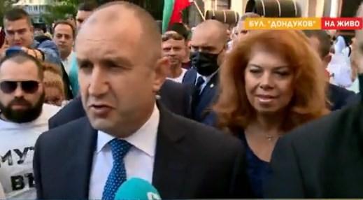 Радев на Слави Трифонов ли ще разчита за втори мандат? Слави може и да го изненада