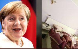 Разбра се кой!! Ангела Меркел е направила снимките в къщата на Борисов, докато спинка!