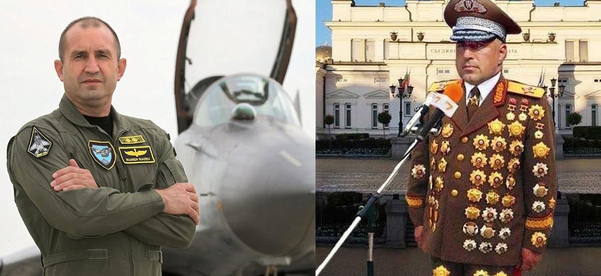 Борисов бие Радев в генералска битка за президентския стол на избори!?