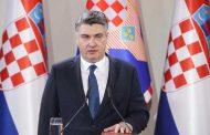 Президентът на Хърватия Зоран Миланович избухна: Помпео идва, за да ни пробута самолетите F 16!