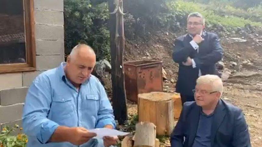 Борисов серизно си подготвя заместник в лицето на Кирил Ананиев за следващ пример