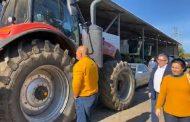 Борисов бе привлечен от гума на трактор и разясни защо е с едни и същи ризи в последния месец