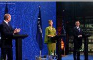 """Руснаците си проведоха активни мероприятия срещу форума """"Три морета """" в Естония и президента Радев"""