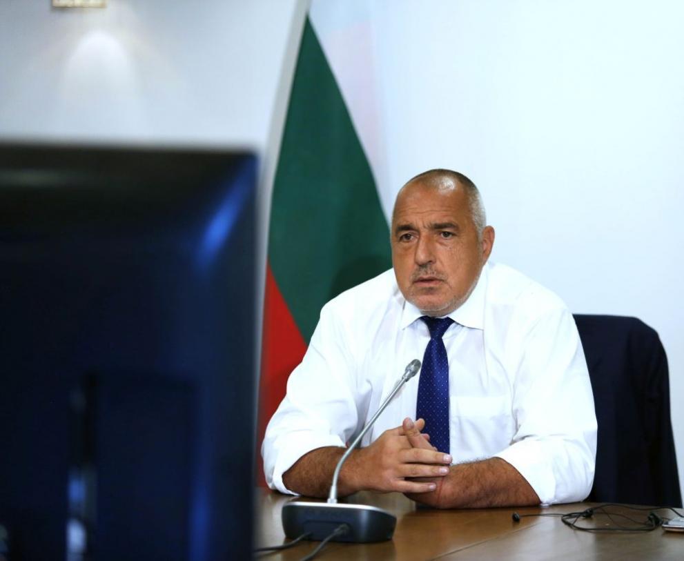 Борисов се опитва да дискредитира президента Румен Радев пред ЕС и САЩ