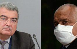 Оставката на шефа на РЗИ е заради двойния аршин с Борисов и Радев